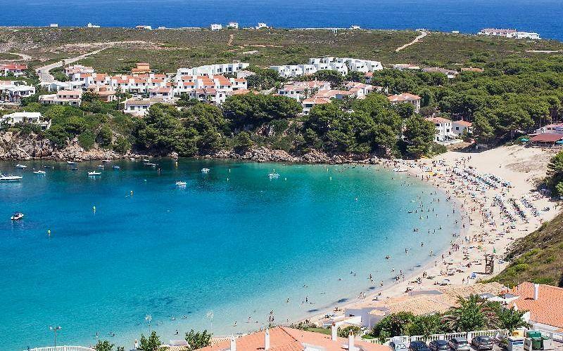 Fiesta Castell Playa Arenal d'en Castell